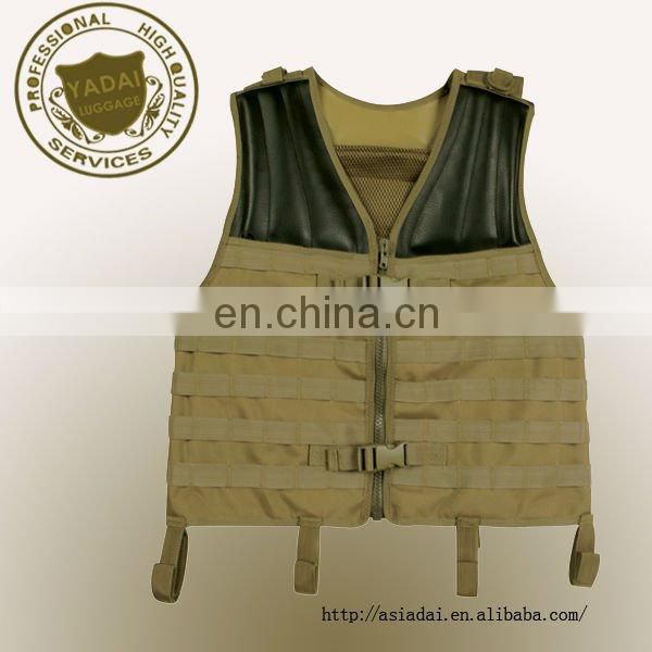 Molle systerm Tactical Vest Tan