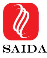 Saida Glass Co., Ltd .
