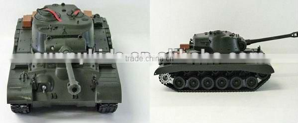RC Tank 1:16 remote control smoking tank 3838-1