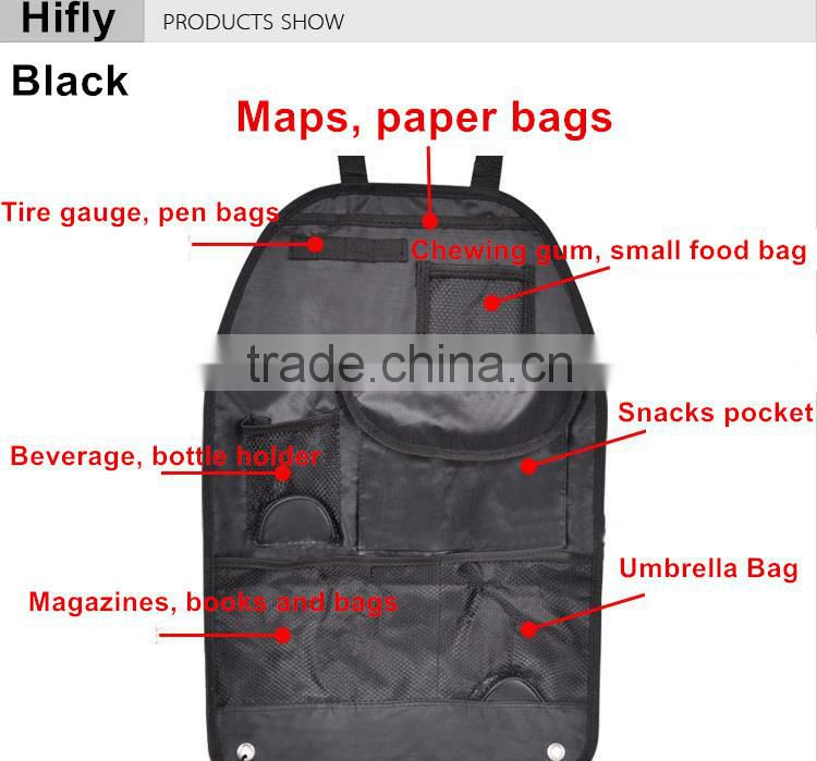 Multifunctional Chair Debris Pouch Car Back Zhiwu Dai Storage Bag Finishing Bags Back Seat Organizer