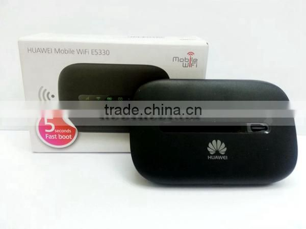 Mini portable wifi modem Huawei 3g wireless pocket wifi router huawei E5330
