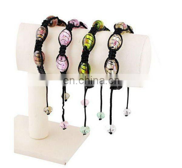 2012 Woman crystal ball shamball bracelets