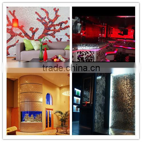 Chinese new arrival 2015 acp sheet decorative wall panel/adhesive mosiac for bathroom design