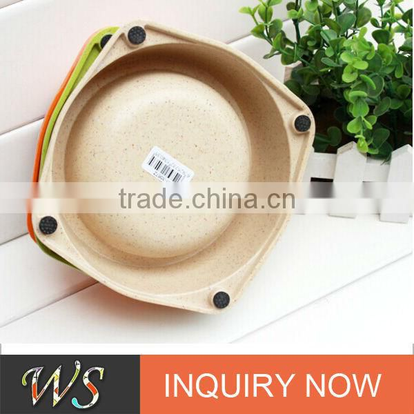 Eco-friendly Bamboo Fiber Pet Waterer