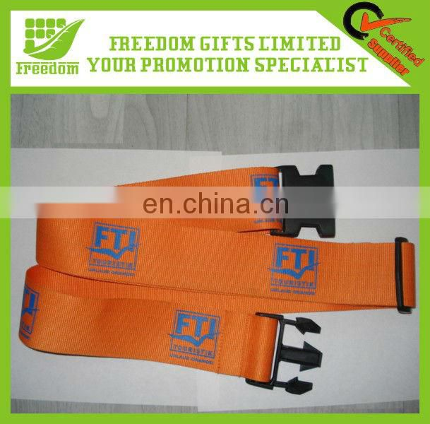 Advertsing Adjustable Travel Luggage Belts