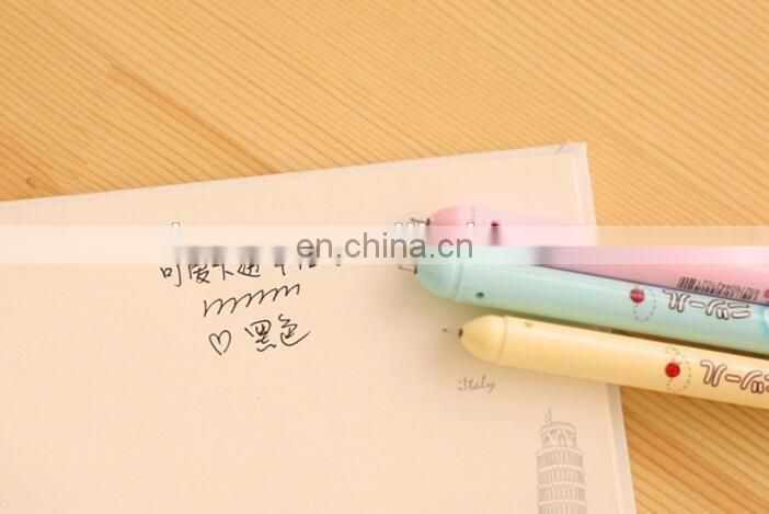 0.38 Mm Cute Cool Japanese Sunny Doll Gel Ink Pen