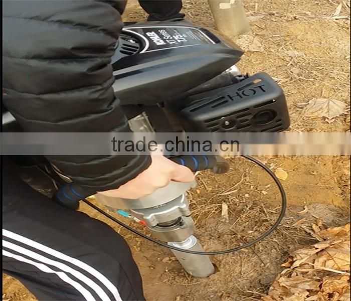 Promotion!!!petrol backpack rock core drilling machine with best price