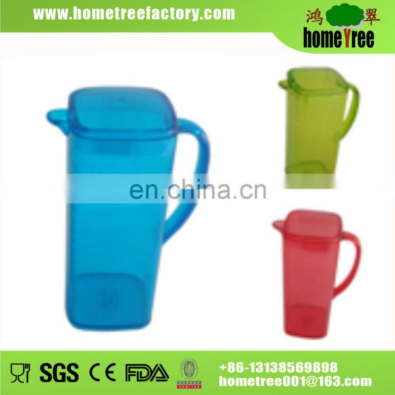 2015 new design plastic measuring jug 1.5L