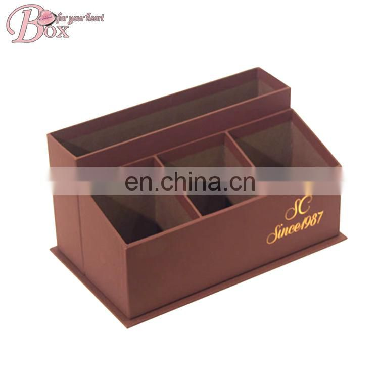 Shantou Shicheng Wholesale Office Stationery Cardboard Holder Box
