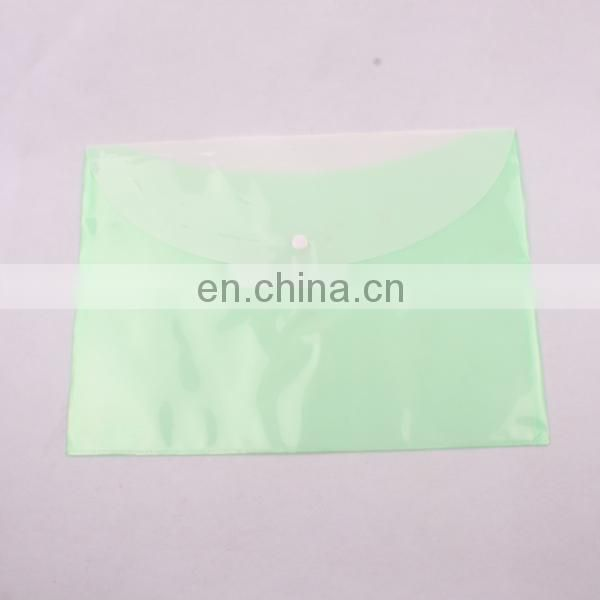 China Supplier High Quality Eco Friendly PVC File Bag