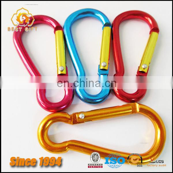 Custom Cheap Outdoor Aluminum Climbing Carabiner