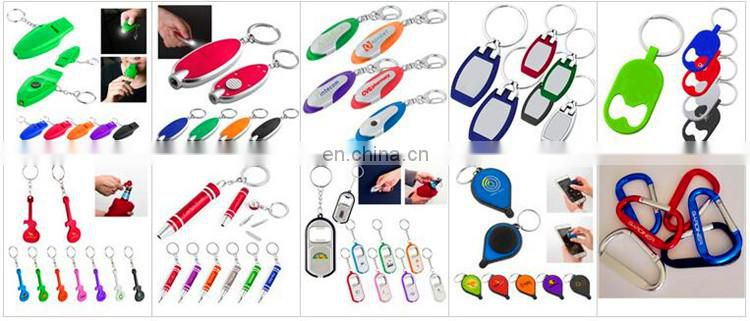 promotion gift led Keyring led key chain
