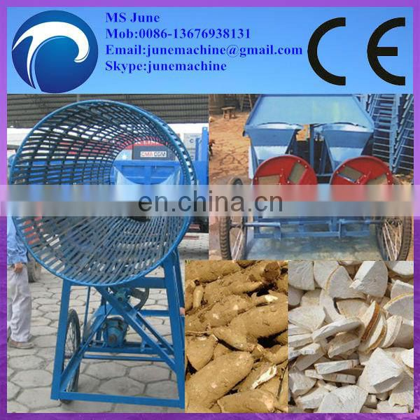 2014 Newest cassava chips machine/ cassava peeling&slicing machine