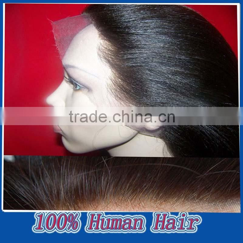100% Brazilian virgin remy human hair full lace wigs