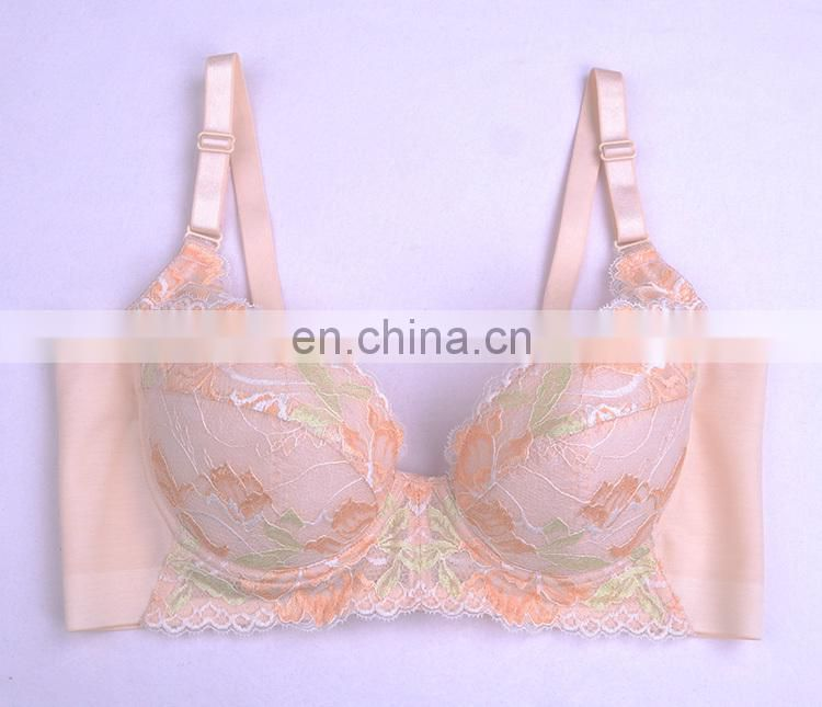new on sale daily comfortable adjustable gather lace bra set company