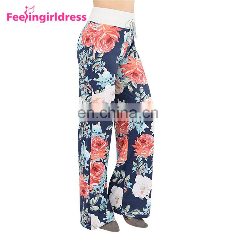 New Style Wide Leg Design Summer Sweat Harem Beach Pants