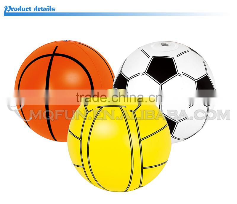 MINI QUTE Outdoor Fun & Sports Children kids inflatable earth globe beach ball for catch ball toy game NO.WMB07583