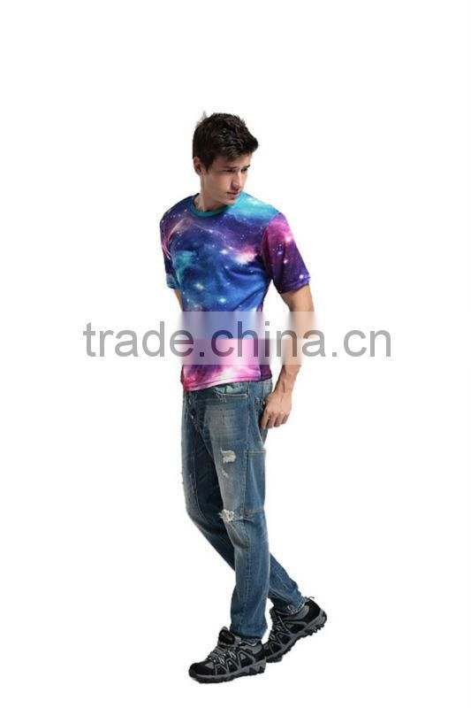 custom sport dry fit t-shirt promotion high quality