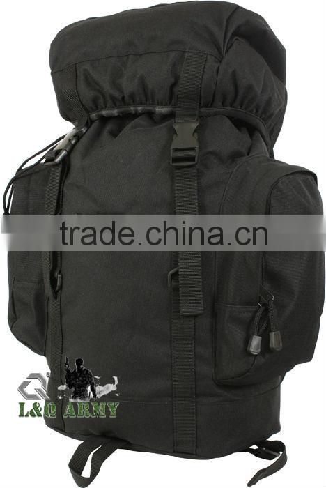 Black Military Tactical 25L Backpack Rio Grande backpack