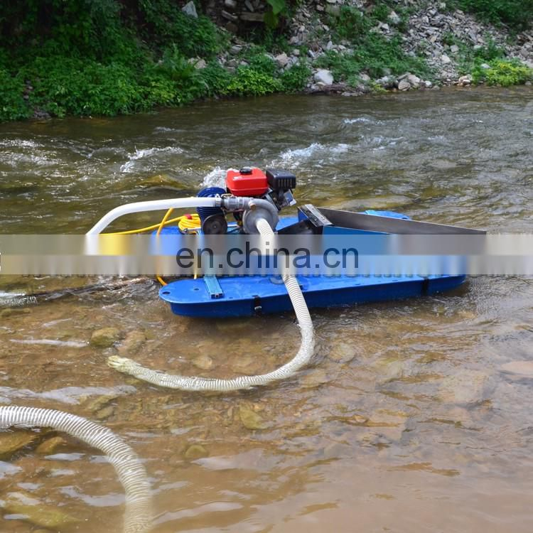 Portable Convenient and Small Gold Dredger with Good Quality