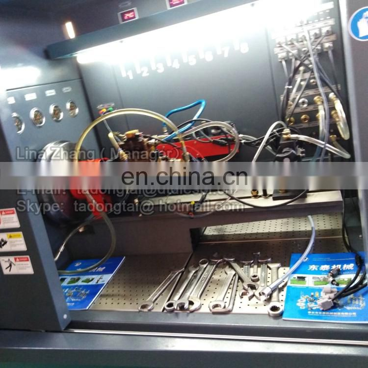 COMPREHENSIVE COMMON RAIL TEST BENCH CR738
