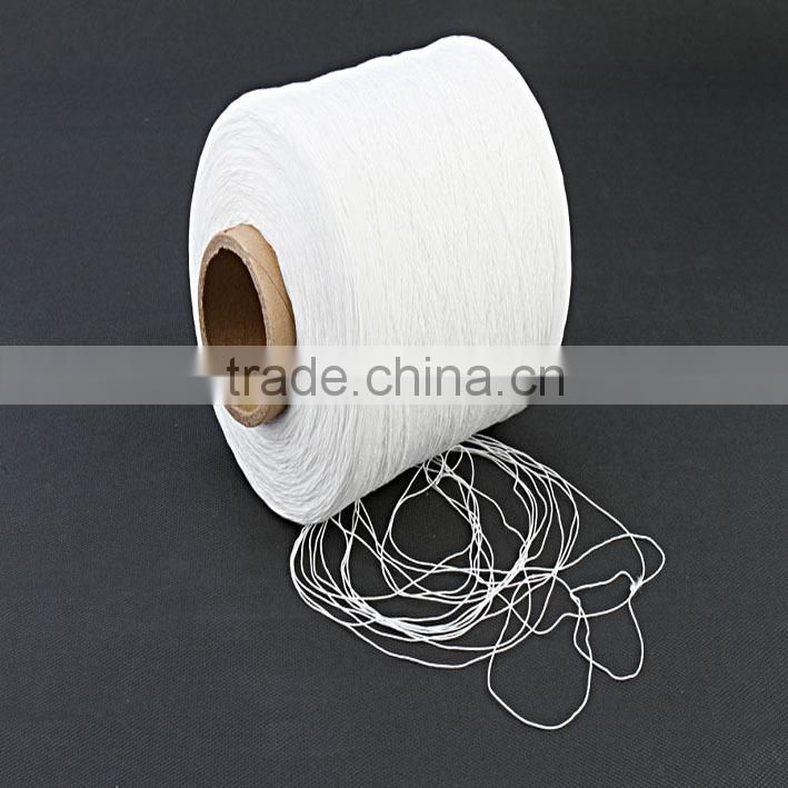yarn covered elastic rubber latex thread for sewing