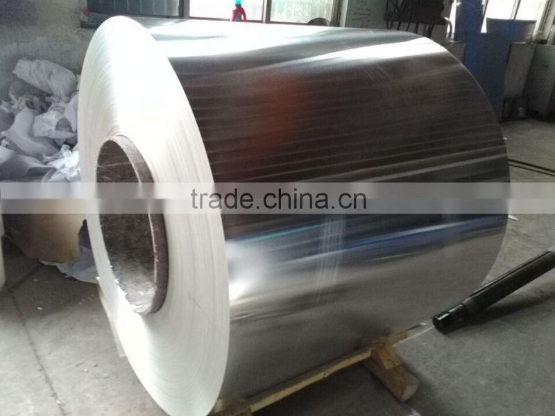 Customized 3004 H24 alloy aluminum coil