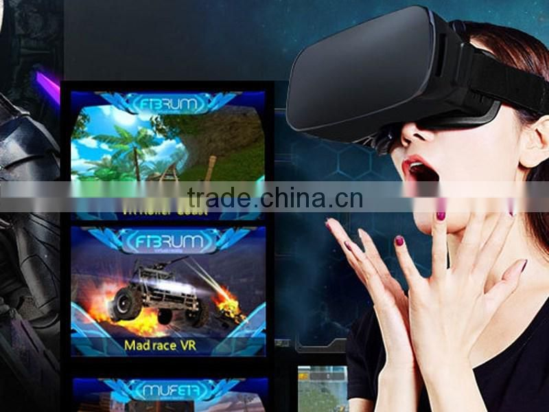 Fair Price Hot Sale VR Box 3D Glasses Google Cardboard Virtual Real 3D Video Glasses For Smartphone