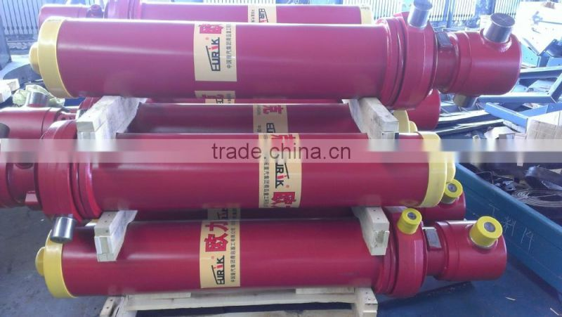 long stroke hydraulic cylinder used for tipper dump truck
