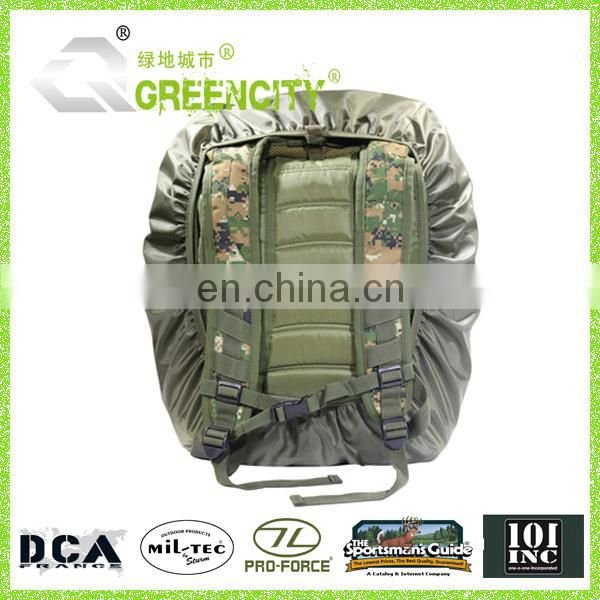 Military Camo Large main storage compartment Laptop Lading backpack
