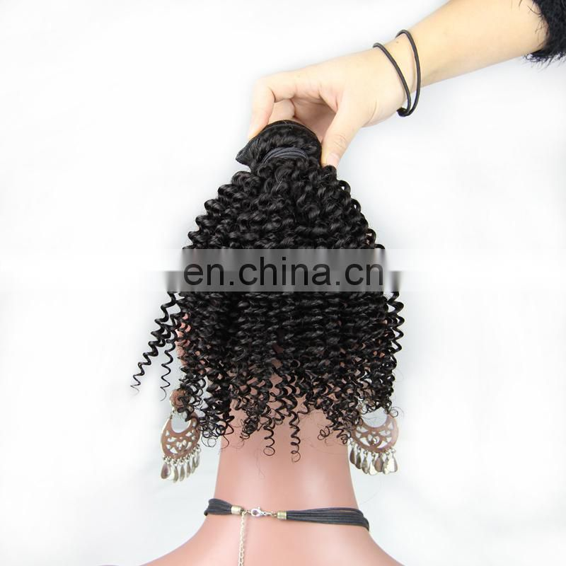 Youth Beauty Hair 2017 best saling unprocessed raw Malaysian 9A human virgin hair weaving in afro kinky curly full cuticle hair