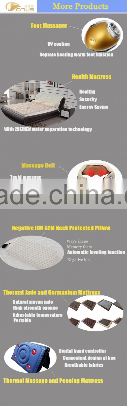 Wholesale products high quality hot-sale kneading neck and shoulder massage belt