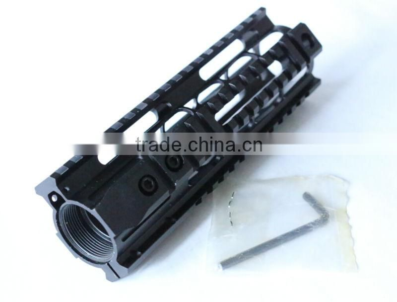 SUNGUN MTS4038-S One-Piece Carbine Length Slim Design Free Float Hand Guard
