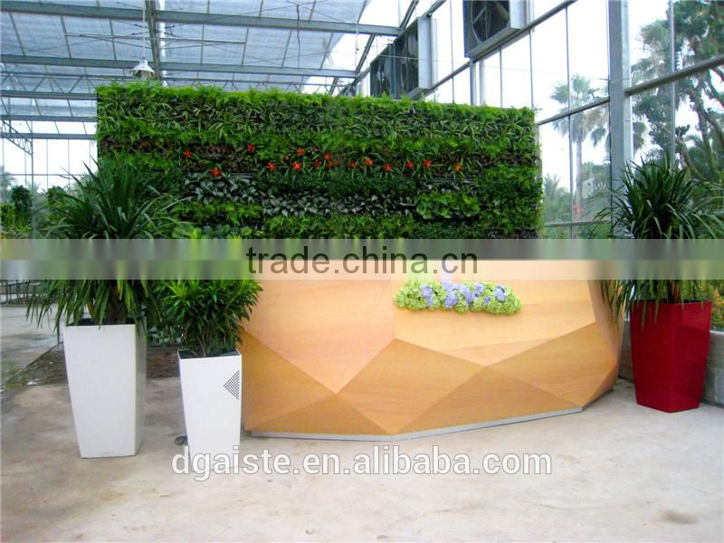 EST 6034 man made wall pieces artificial greenery floor wall decoration