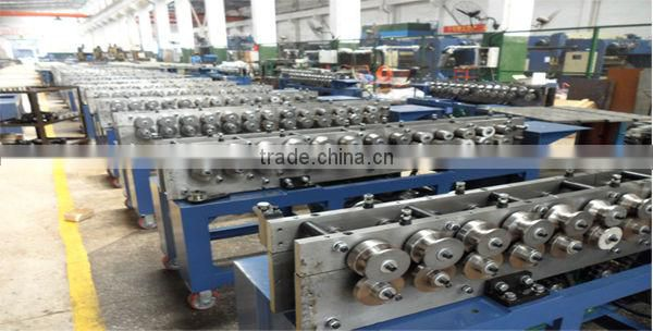 Auto Leveling and Cut to Length Line 1 for thin plate