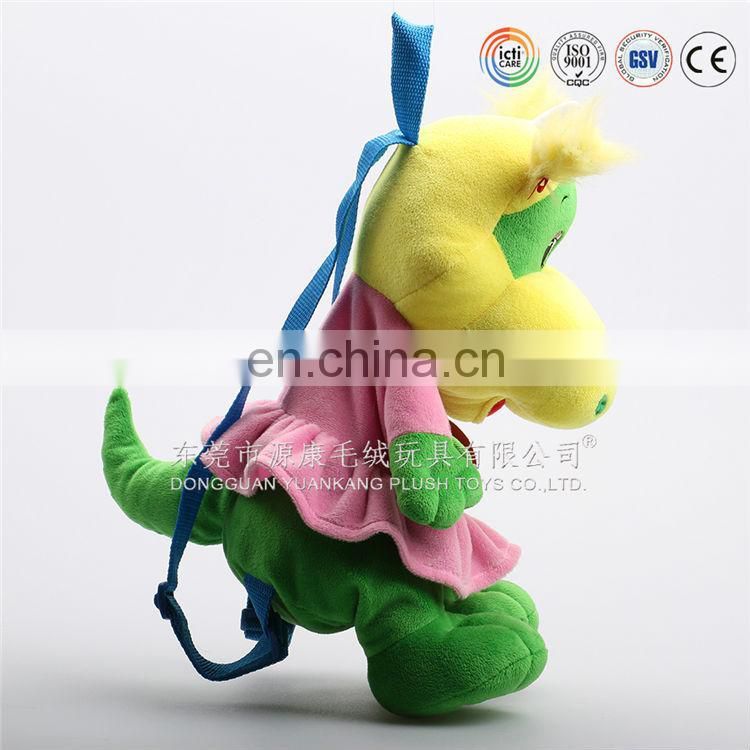 OEM fancy cool small soft backpack for kids
