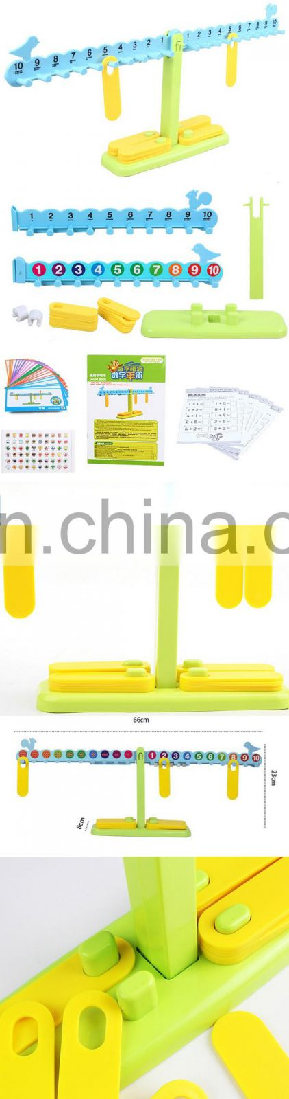 China wholesale kindergarten digital educational toys for kids