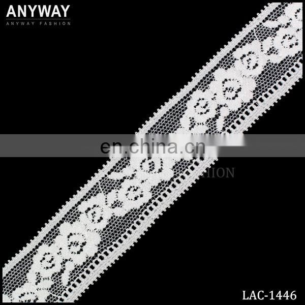 New design cotton trim lace;lace mesh;george lace fabric for women dress