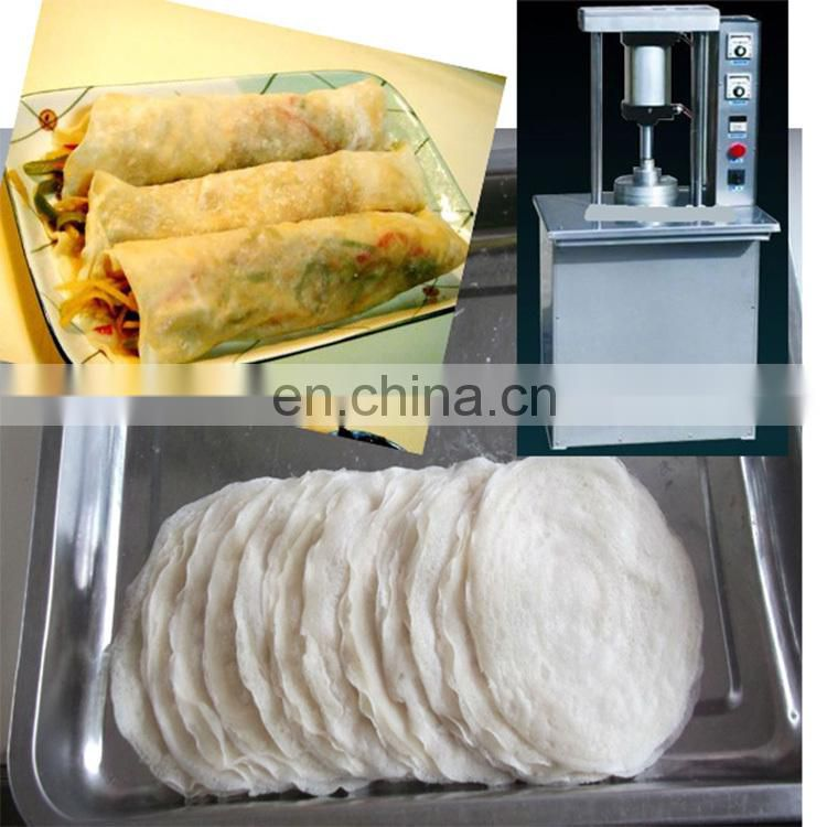 Chapatti making machine / dough sheet / thin pancake