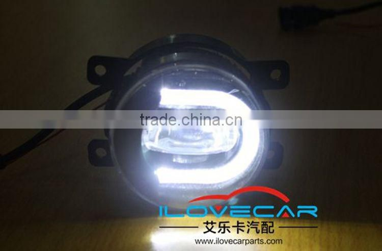 AILECAR C- Fog lamp with DRL for front fog lamp of every car