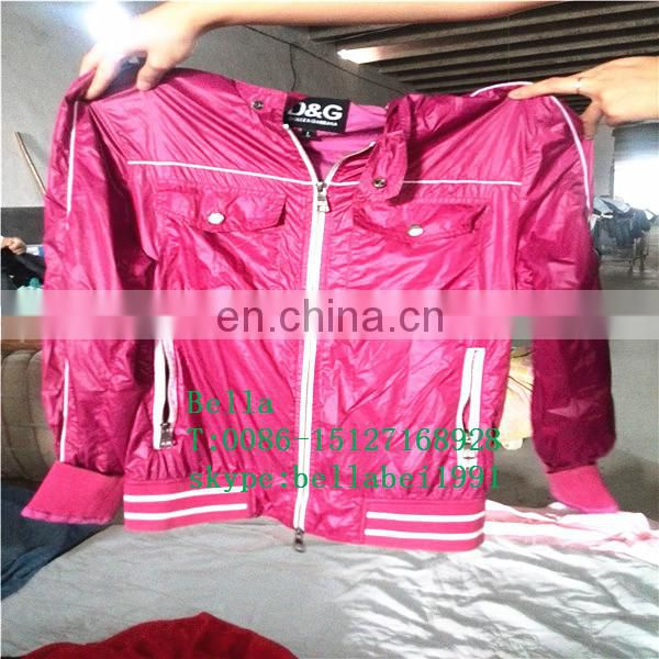 china high quality used clothing stores wholesale sell used sport clothes