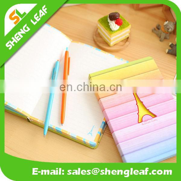 Mini PU notebook for business people customized notebook
