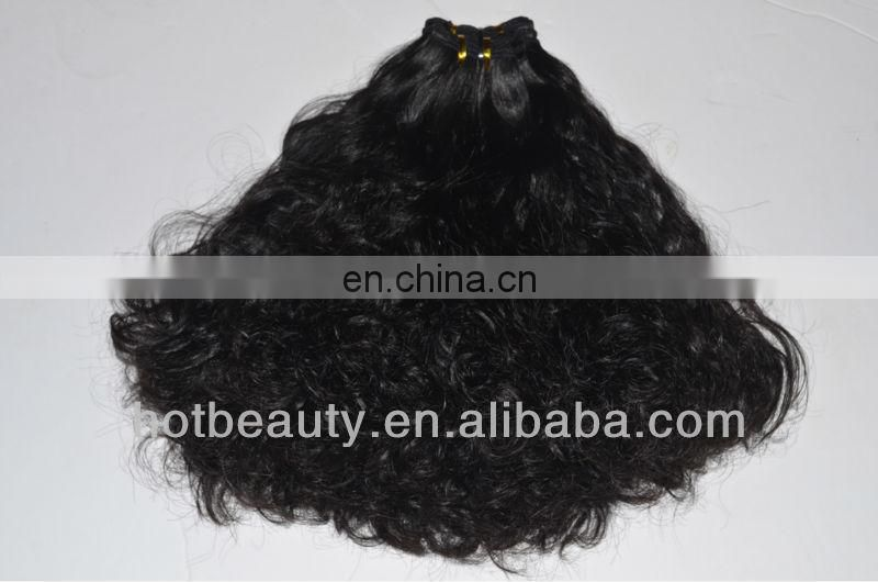 Alibabas Express New Arrive Puffy Hair Beautiful Luxurious Hair Extensions