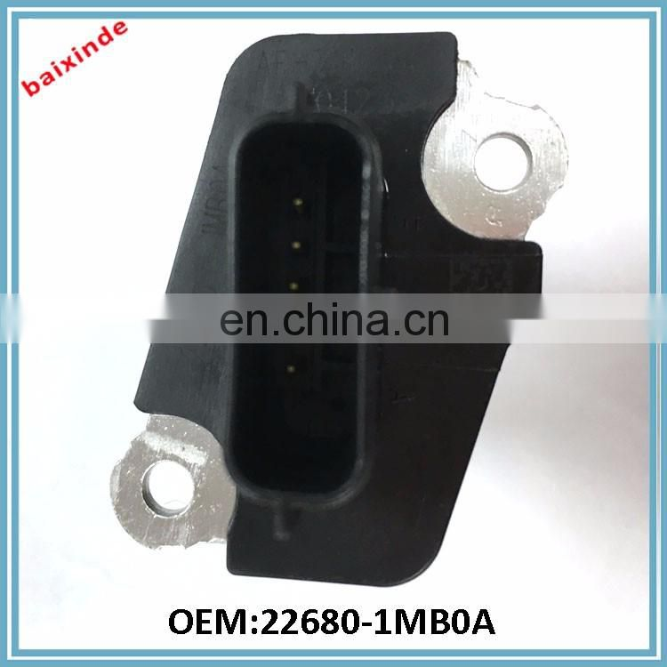 Auto Engine MAF Mass Air Flow Meter Sensors For NISSANs OEM 226801MB0A 22680-1MB0A