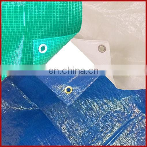 Cheaper outdoor polyethylene tarp / tent fabric / plastic sheets for sale