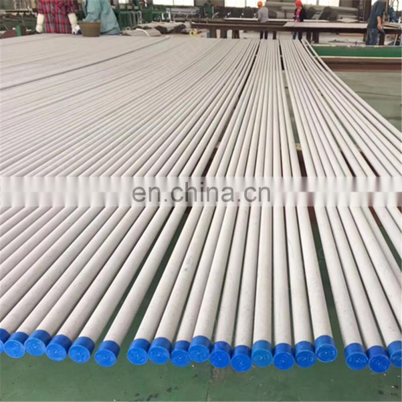 Stainless Steel Heat Exchanger Tubes Aisi 304 / 304l / 304h For Condenser
