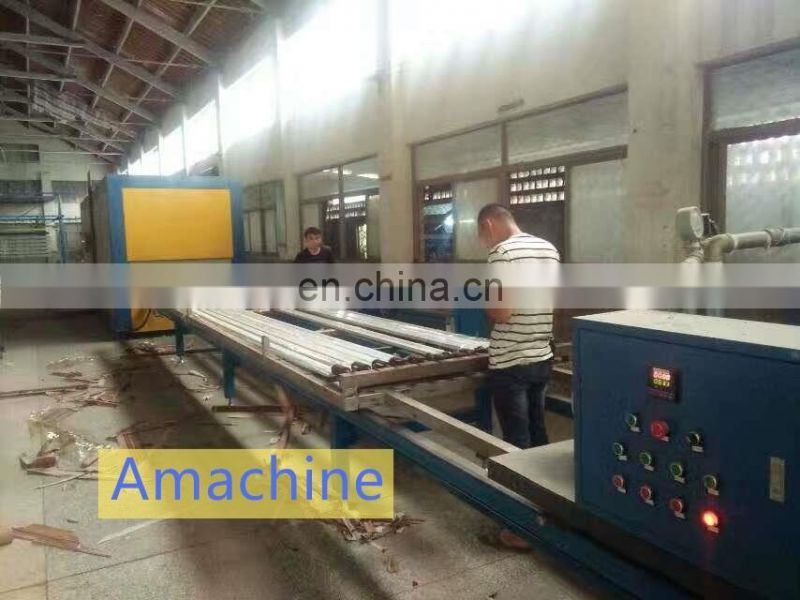 Color Glitter PU Eva Slipper Silicone Reflective Pet Wood Grain Heat Transfer Reflective Film Machine_AMACHINE FACTORY