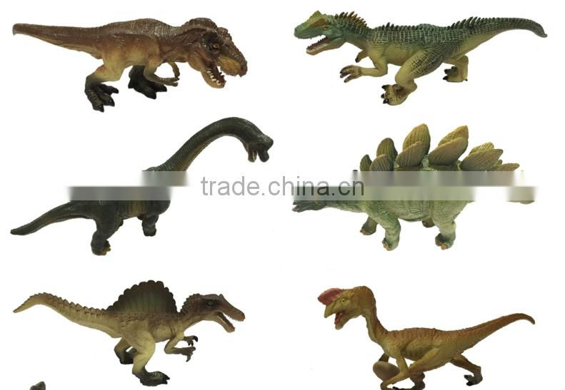 Hot wholesale pvc dino toy / animal kids toy