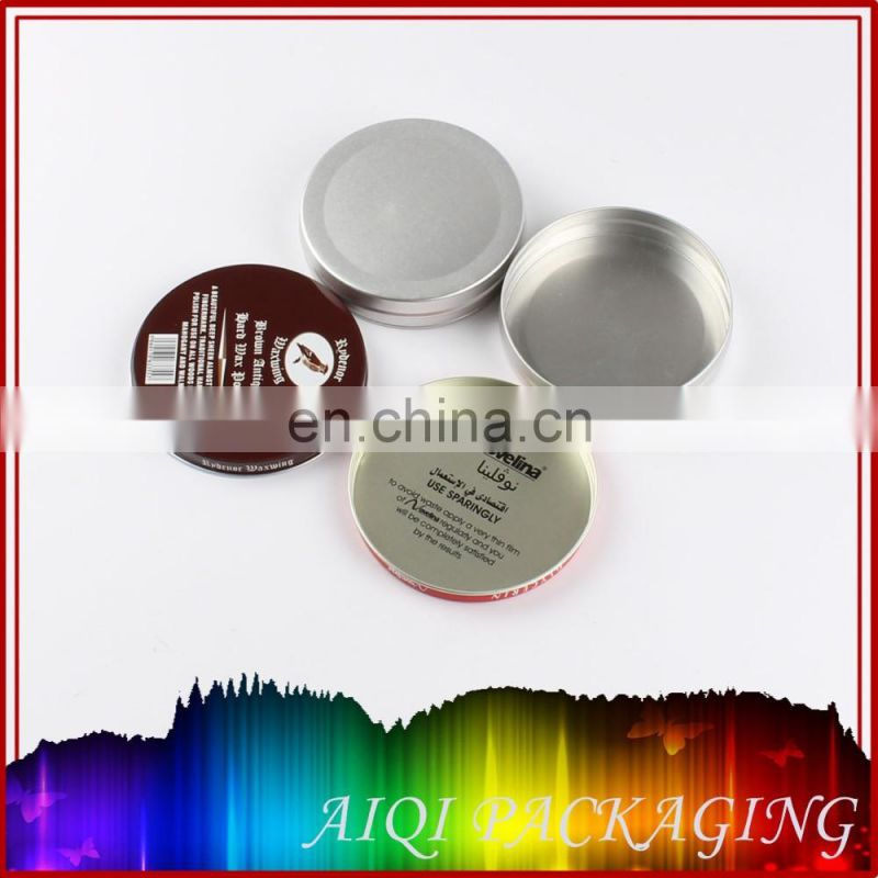 aluminum gift box packaging