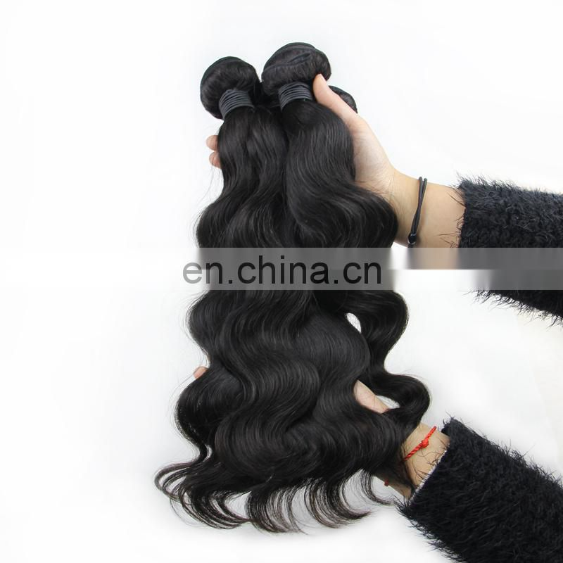 Youth Beauty hair 2017 top quality 9A brazilian hair weaving in loose wave wholesale price raw unprocessed hair